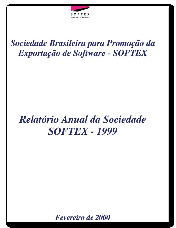 Relatório Anual 1999
